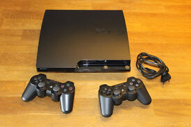sell my ps3 with 12 games...