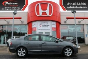 2009 Honda Civic Sdn Sport - SELF CERTIFY -