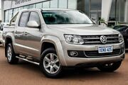 2014 Volkswagen Amarok 2H MY14 TDI420 4Motion Perm Highline Reflex Silver 8 Speed Automatic Utility Wangara Wanneroo Area Preview