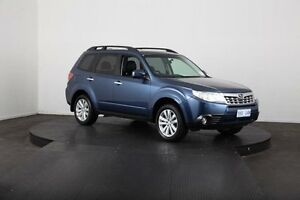 2012 Subaru Forester MY12 XS Premium Blue 5 Speed Manual Wagon McGraths Hill Hawkesbury Area Preview