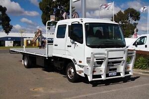 2010 Mitsubishi Fighter White Welshpool Canning Area Preview