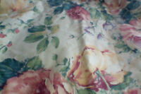 BALLOON DRAPE SET ~ MANY PIECES ~ BEAUTIFUL FABRIC OBO