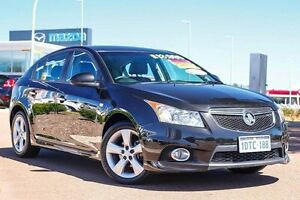 2011 Holden Cruze JH Series II MY12 SRi Black 6 Speed Sports Automatic Sedan East Rockingham Rockingham Area Preview