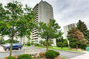 3 Bed / 2 Bath Condo Apt For Sale In Parkwoods-Donalda