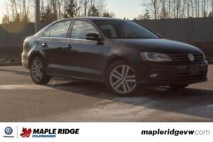 2017 Volkswagen Jetta Sedan Highline ONE OWNER, NO ACCIDENTS, BC