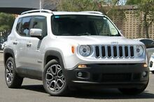 2015 Jeep Renegade BU Limited Glacier 6 Speed Auto Dual Clutch Wagon Zetland Inner Sydney Preview