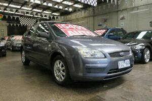 2007 Ford Focus LT CL 4 Speed Automatic Hatchback