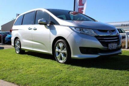 2016 Honda Odyssey RC MY16 VTi Silver 7 Speed Constant Variable Wagon