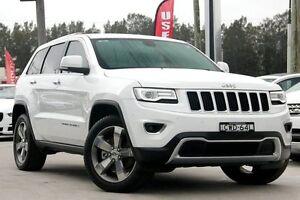 2014 Jeep Grand Cherokee White Gosford Gosford Area Preview