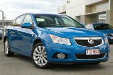 2014 Holden Cruze JH Series II MY14 CDX Blue 6 Speed Sports Automatic Sedan Springwood Logan Area Preview