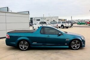 2013 Holden Ute VE II MY12.5 SS Z Series Green 6 Speed Sports Automatic Utility Pakenham Cardinia Area Preview
