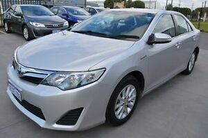 2012 Toyota Camry AVV50R Hybrid H Silver Continuous Variable Sedan Welshpool Canning Area Preview