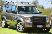 2009 Land Rover Discovery 3 Series 3 09MY HSE Stornoway Grey 6 Speed Sports Automatic Wagon St James Victoria Park Area Preview