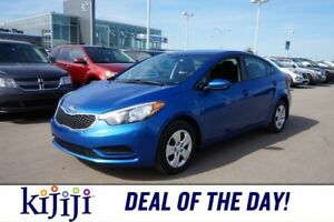 2014 Kia Forte LX Accident Free,
