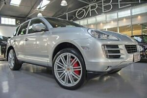 2008 Porsche Cayenne MY08 Crystal Silver 6 Speed Tiptronic Wagon