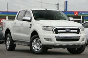 2015 Ford Ranger PX MkII XLT Double Cab White 6 Speed Sports Automatic Utility Brendale Pine Rivers Area Preview