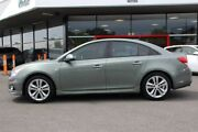 2013 Holden Cruze JH Series II MY14 SRi-V Prussian Steel Grey 6 Speed Sports Automatic Sedan Knoxfield Knox Area Preview