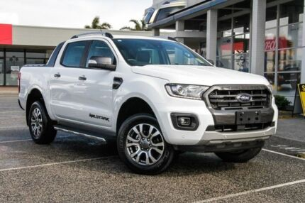 2018 ford ranger px mkiii my19 xl pick up double cab frozen white 6 2018 ford ranger px mkiii my19 wildtrak pick up double cab frozen white 10 speed sports automatic fandeluxe Choice Image