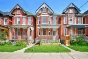 Beautiful 2.5 Story Brick Victorian Home With Large Rooms!
