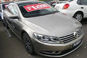 2012 Volkswagen Passat CC 3C MY12 125 TDI Bronze Metallic 6 Speed Direct Shift Coupe Briar Hill Banyule Area Preview