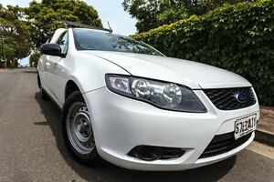 2010 Ford Falcon FG Ute Super Cab White 4 Speed Sports Automatic Utility Hove Holdfast Bay Preview