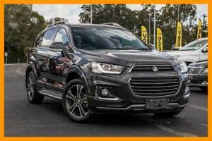 2017 Holden Captiva CG MY18 LTZ AWD Son of a Gun Grey 6 Speed Sports Automatic Wagon Aspley Brisbane North East Preview