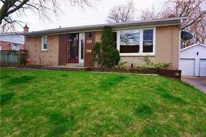 Great 3 Bdrm Bungalow Home Has Been Freshly Painted *WHITBY*
