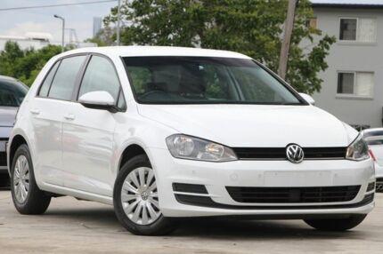 2015 Volkswagen Golf VII MY15 90TSI DSG White 7 Speed Sports Automatic Dual Clutch Hatchback Kedron Brisbane North East Preview