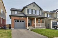 Detached 3 bed, 3 bath Home in Milton, Steps to School