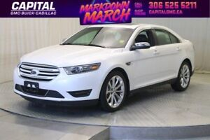 2018 Ford Taurus Limited AWD*LEATHER*SUNROOF*NAV*