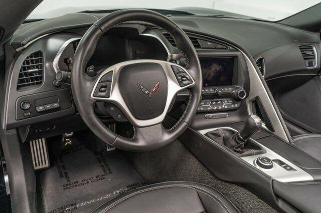 Image 12 Coche Americano usado Chevrolet Corvette 2014