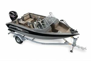 2016 Princecraft 177 With 115HP Mercury Save Over $5,000