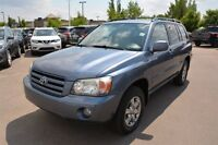 2006 Toyota Highlander 4WD 4DR On Special Was $14995