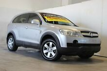 2007 Holden Captiva CG CX (4x4) Silver 5 Speed Automatic Wagon Underwood Logan Area Preview