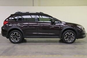 2012 Subaru XV G4X MY12 2.0i-S Lineartronic AWD Brown 6 Speed Constant Variable Wagon