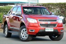 2013 Holden Colorado RG MY14 LTZ Crew Cab Burgundy 6 Speed Sports Automatic Utility Acacia Ridge Brisbane South West Preview