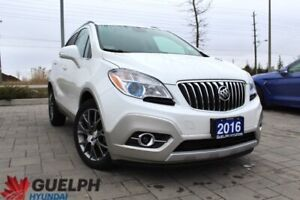 2016 Buick Encore Sport Touring BACKUP CAM & MORE