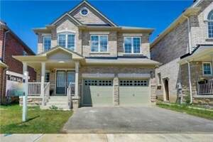 1.5 Yrs New Detached Home With 4+1 Rooms And 3 Full Baths