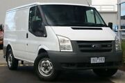 2008 Ford Transit VM Low Roof SWB White 5 Speed Manual Van Ringwood East Maroondah Area Preview