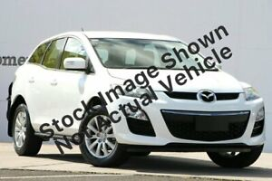 2010 Mazda CX-7 ER10L2 Classic Activematic White 5 Speed Sports Automatic Wagon Kirrawee Sutherland Area Preview