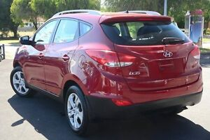 2015 Hyundai ix35 LM Series II Active (FWD) Remington Red 6 Speed Automatic Wagon Glendalough Stirling Area Preview