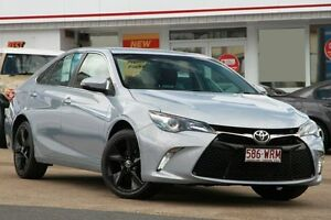 2015 Toyota Camry ASV50R Atara SX Ocean Mist 6 Speed Sports Automatic Sedan Woolloongabba Brisbane South West Preview
