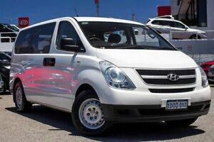 2011 Hyundai iLOAD TQ-V Crew Cab White 5 Speed Manual Van Myaree Melville Area Preview