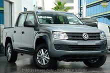 2015 Volkswagen Amarok 2H MY15 TDI420 Core Edition (4x4) Natural Grey 8 Speed Automatic Utility Liverpool Liverpool Area Preview