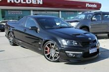 2012 Holden Special Vehicles Maloo E Series 3 MY12 R8 Black 6 Speed Manual Utility Wangara Wanneroo Area Preview