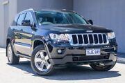 2011 Jeep Grand Cherokee WK MY2011 Laredo Black 5 Speed Sports Automatic Wagon Osborne Park Stirling Area Preview
