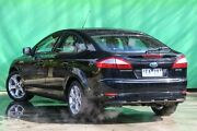 2009 Ford Mondeo MA Zetec Black 6 Speed Sports Automatic Hatchback Ringwood East Maroondah Area Preview