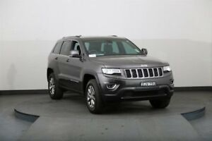 2013 Jeep Grand Cherokee WK MY14 Laredo (4x2) Grey 8 Speed Automatic Wagon