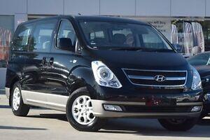 2015 Hyundai iMAX TQ MY13 Black 4 Speed Automatic Wagon Waitara Hornsby Area Preview