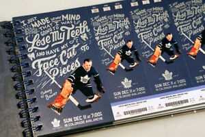 Florida Panthers @ Toronto Maple Leafs - October 27th Tickets!